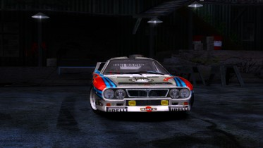 Lancia 037 Stradale Group B
