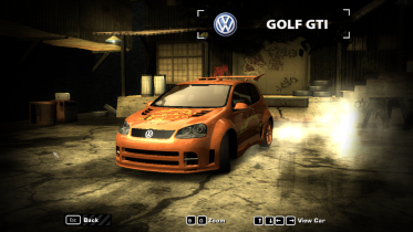 Volkswagen Golf GTI (MK5)