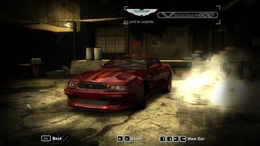 Aston Martin V600 Vantage