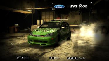Ford Focus SVT (2003)