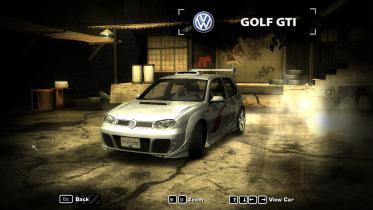 Volkswagen Golf GTI (MK4)