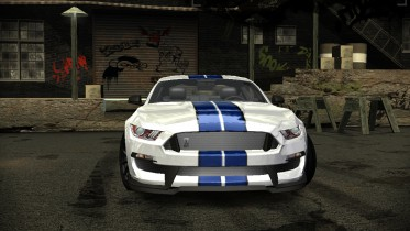 Ford Shelby Mustang GT350 (S550)