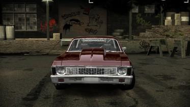 Chevrolet Nova Hoonigan