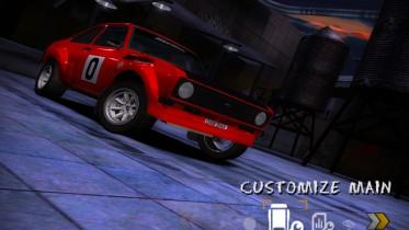 Ford Escort Colin Mcrae Motorsports
