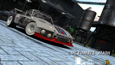 Porsche 935/76 Group.5 Martini Racing