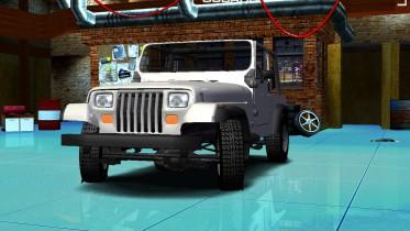 Jeep Wrangler (1986)
