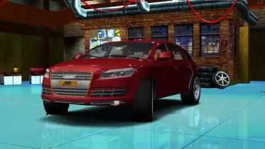 Audi ABT AS7 Q7 V12 4.0