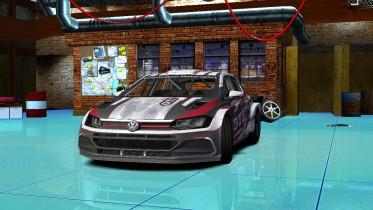 Volkswagen Motorsport Polo GTi R5