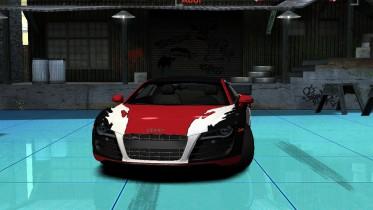 Audi R8 V10 NFS Carbon Darius Edition
