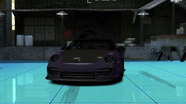 Porsche 911 GT2 RS [997] Kitty Pryde Livery