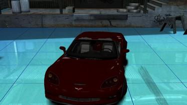 Chevrolet Corvette C6 Grand Sport Cabriolet