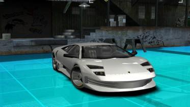 Lamborghini Futuro Concept