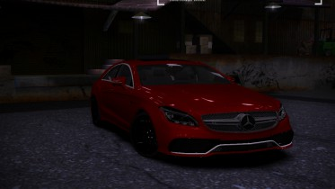 Mercedes-Benz CLS63 AMG [2015]