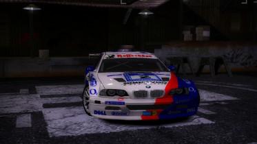 BMW M3 GTR E46 ALMS