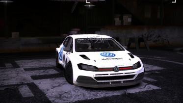 Volkswagen Golf GTi R5