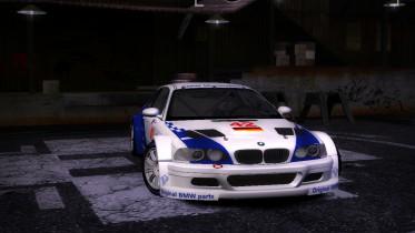 BMW M3 GTR E46 #42