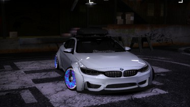 BMW M4 StanceNation
