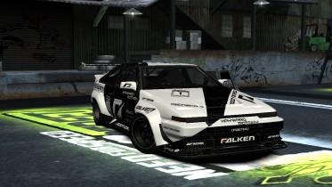 Toyota Corolla Gt-S (AE86) Sprinter Truno