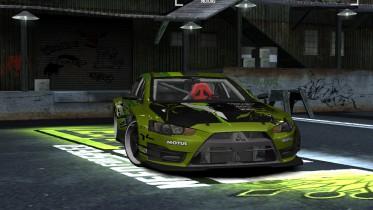 Mitsubishi Lancer Evolution X DTM