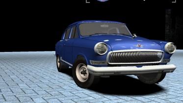 1959 GAZ 21