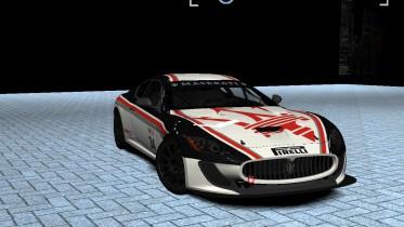 Maserati GranTurismo MC Stradale GT4