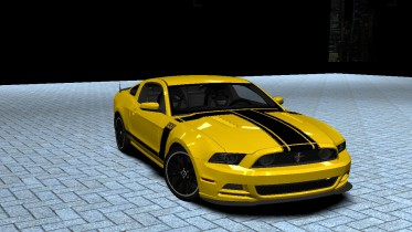 Ford Mustang 302 Boss