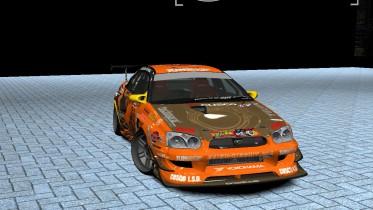 Subaru Impreza WRX STI D1