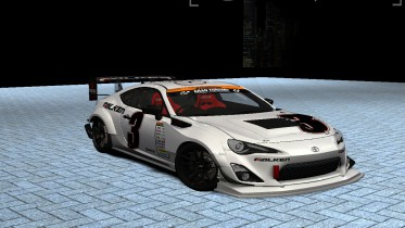 Toyota GT86 D1