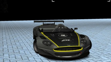 Aston Martin DBS Volante Race Car
