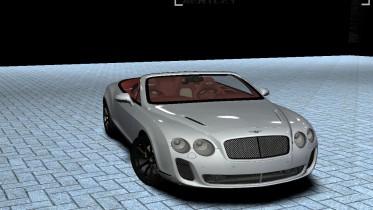 Bentley Continental SS Cabriolet