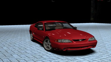 Ford Mustang GT [SN-95]