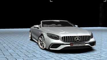 Mercedes-Benz S63 AMG Cabriolet
