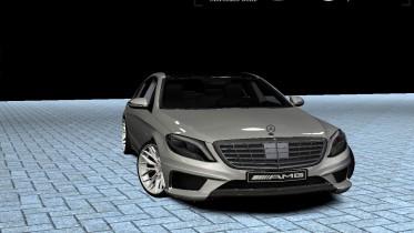 Mercedes-Benz S63 AMG V8 Biturbo