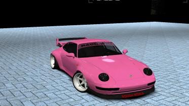 Porsche 911 GT2 [993] RWB Cinderella