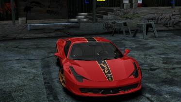 Ferrari 458 Italia Special Edition