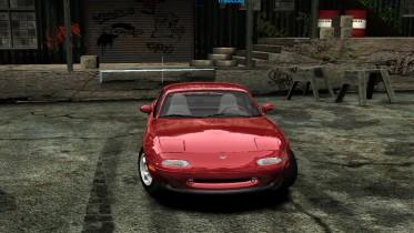 Mazda MX-5 ND Miata