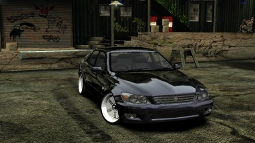 Toyota Altezza Stance-Addicted