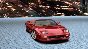 Ferrari F355 Spider F1 Serie Fiorano