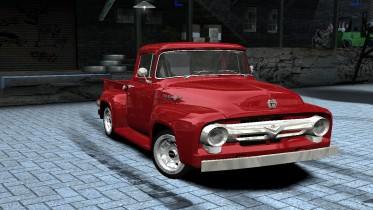 Ford F-100 V8 Custom Cab