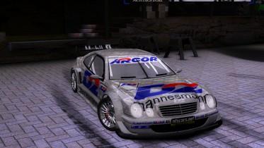 Mercedes-Benz CLK AMG DTM [W208]