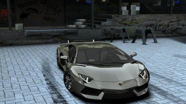 Lamborghini Aventador Lp700-4 Carbonado Mansory