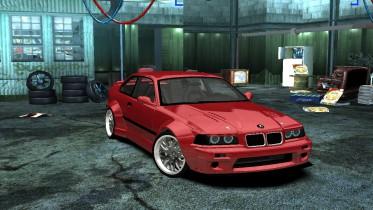 BMW M3 E36 Hamann