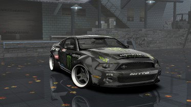 Ford Shelby GT500 Drag Edition