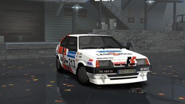 Lada Samara T3 Rally Dakar
