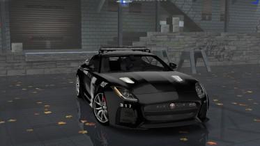 Jaguar F-Type SVR Enforcer