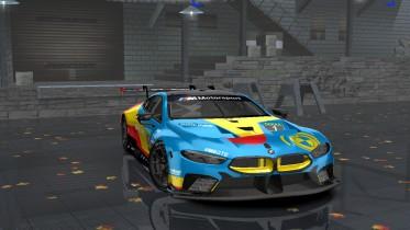 BMW M8 GTE BMW Bank