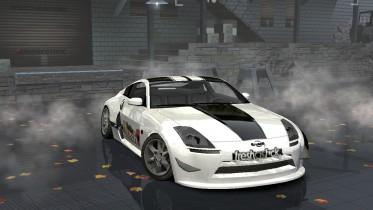 Nissan 350Z HellaFlush