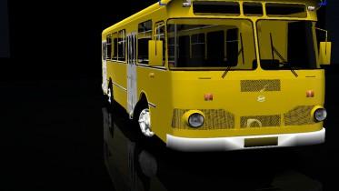 1967 LiAZ 677M