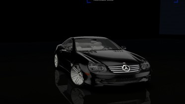 Mercedes-Benz Sl500 AMG DUB Edition