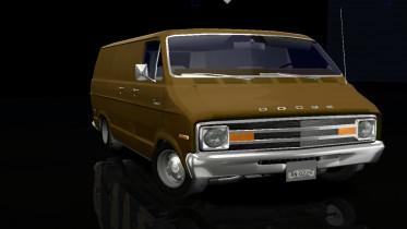 Dodge B Van